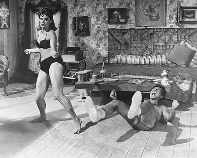 Barrie Chase Dick Shawn It's A Mad Mad Mad World Photo