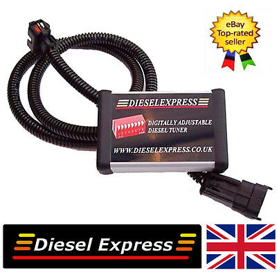 Diesel Tuning Performance Economy Chip Box FORD Transit Transit Connect TDCI