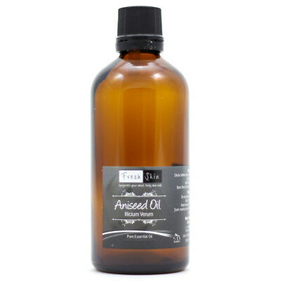 50ml Aniseed Pure Essential Oil - 100% Pure, Certified & Natural - Aromatherapy