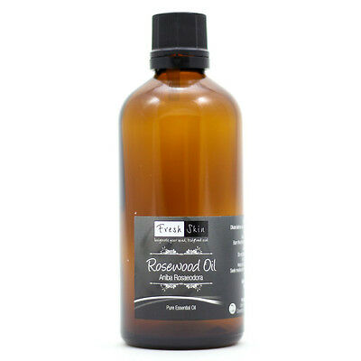 50ml Rosewood Essential Oil - 100% Pure, Certified & Natural - Aromatherapy