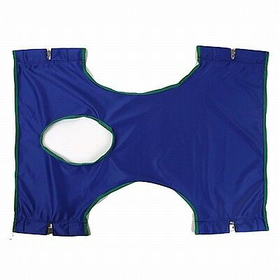 Invacare Body Toilet Commode Transfer Lift Sling 9043