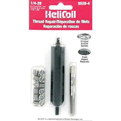 "Helicoil 5528-4 - Thread Repair Kit 1/4"" - 28"