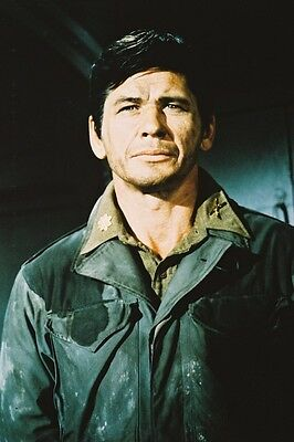 Charles Bronson The Dirty Dozen Color Poster Print