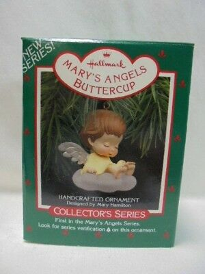 1988 HALLMARK Buttercup Mary's Angels #1 Nice condition