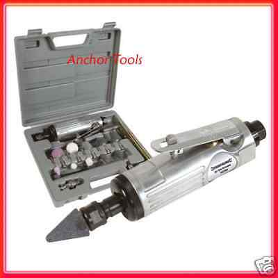 16pc Air Die Grinder Tool Mounted Stones Use with Compressor 78310