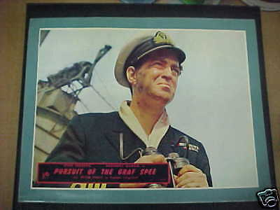 PURSUIT OF THE GRAF SPEE orig 1957 LC (British officer)