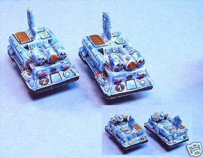 Battletech painted Tyr Inf Fighting Vehicles SCGB