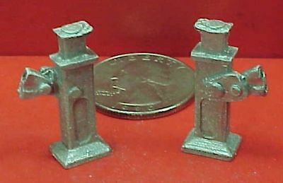 Gdp19 Wiseman Model Services G Scale Or 1:20.3 Parts: Track Or Shop Jack Stands