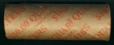 1999-P Uncirculated Connecticut State Quarter Roll