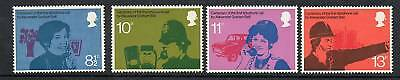 GB 1976 Telephone Centenary MNH mint set stamps