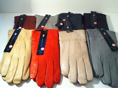 Ladies Quality Super Soft Leather Gloves