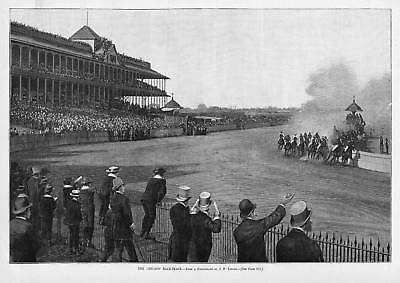 Horse Racing, Chicago Horse Track, Jockey, Horse-Racing