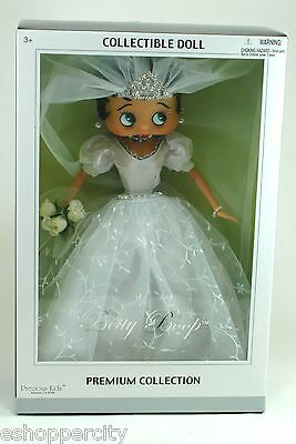 Betty Boop Premium Collection Doll Limited Edition New Wedding Gift