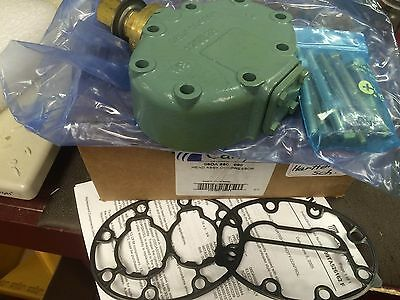 Carrier & CARLYLE COMPRESSOR Cylinder Head w/Capacity Control Valve