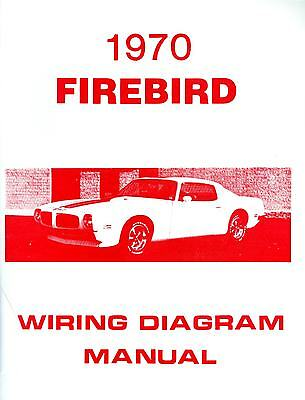 1970 70  Firebird Wiring Diagram  Manual