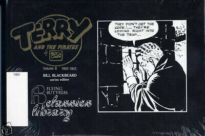 TERRY AND THE PIRATES Vol.9 1942-43 MILTON CANIFF lim.