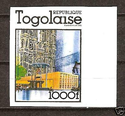 Togo # 1280B Mnh Westminster Abby Queen's Coronation