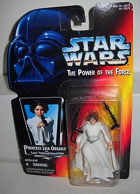 #5003 Kenner Star Wars Power of the Force Carrie Fisher as Princess Leia Organa