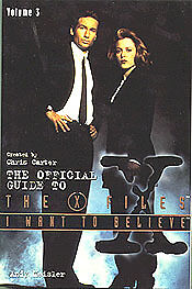 Official Guide To The X-Files Vol 3 Book Manual