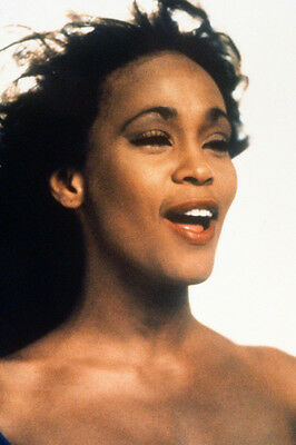 The Bodyguard Whitney Houston 24X36 Poster Print