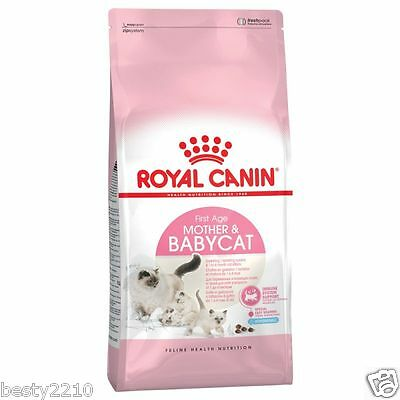Royal Canin Mother & Baby Cat Food 400g For Mother Cats & Kittens 1-4 Months