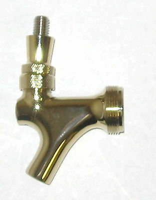 PVD - Tarnish Free Brass Beer Faucet - 4833KGP