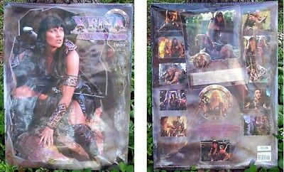 Xena  1999 Over Sized Calendar  Sealed
