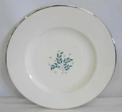 "SYRACUSE CHINA LYRIC BREAD & BUTTER PLATE 6 1/4"" MINT!"