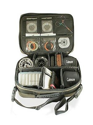 'Multi-Reel Plus' Fly Reel Carry Case by Caimore