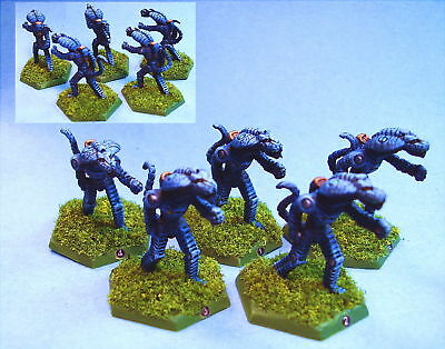 Battletech painted Cererops protomechs GB