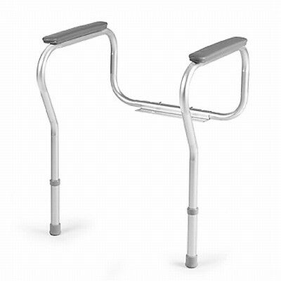NEW Invacare Toilet Seat Commode Safety Grab Bar Frame