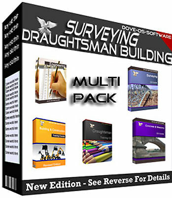Multipack - Surveying Draughtsman Engineering  Training