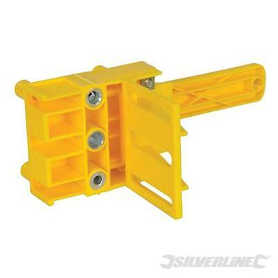Dowelling Jig 30mm ( make E - L & T Joints In Wood ) dowel 6 - 8 or 10mm holes