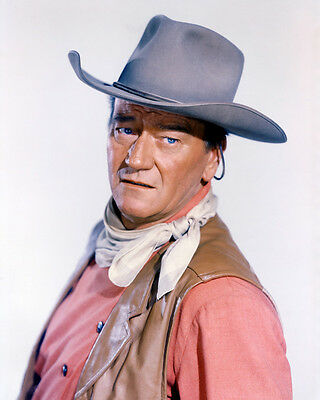 El Dorado John Wayne 11X14 Photo