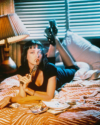 Pulp Fiction Uma Thurman 11X14 Photo