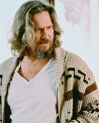 The Big Lebowski Jeff Bridges 11X14 Photo