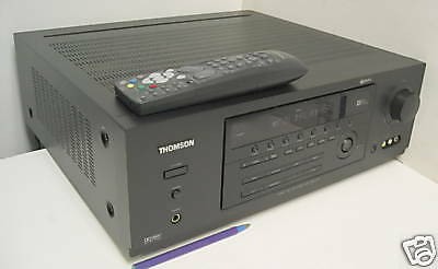 *NICE* Thomson Home Theater A/V Receiver DPL 550HT 300W -Works!!!