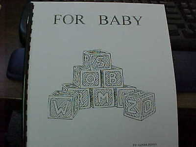For Baby - Infant Layette Patterns, Easy Instructions