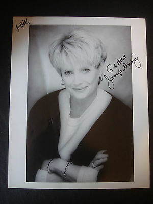 "Jennifer Darling Autographed 8"" X 10"" Photograph"
