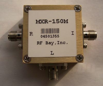 9GHz-15GHz Level 13 Frequency Mixer, MXR-150M, New, SMA