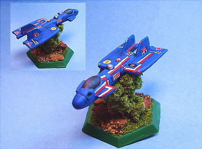 Battletech painted Transit Aerospace Fighter  DHG