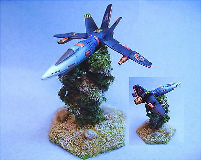 Battletech painted Avar Aerospace Fighter  NCICE