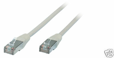 Patchkabel 20m Cat 5e Netzwerkkabel Ethernet Gigabit LAN Kabel DSL RJ-45