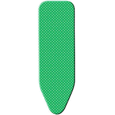 Minky Replacement Elasticated Easy Fit Ironing Board Cover 122 x 38cm FREE P&P