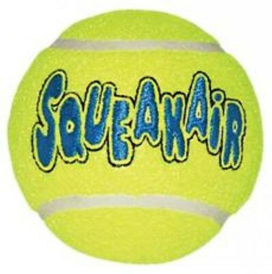 Air Kong Squeaker Large Tennis Ball 3""