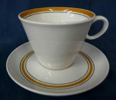 FRANCISCAN CHINA PICKWICK CUP & SAUCER