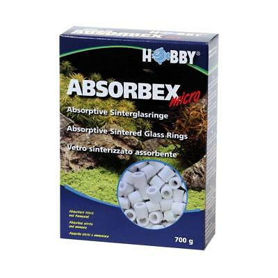 Hobby Absorbex micro, Absorb. Hochleistungs-Filtermaterial 700 g (17€/kg) Filter
