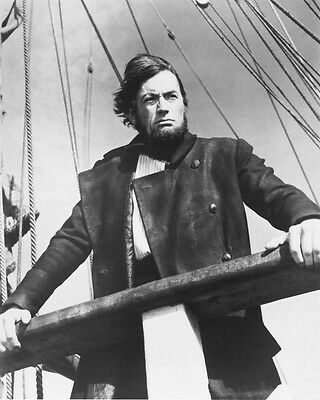 Moby Dick Gregory Peck 8X10 Photo