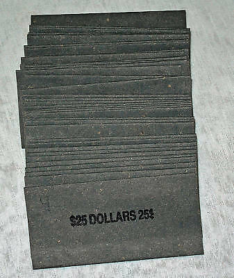50 Sba Dollar Coin Old Style Flat Wrappers