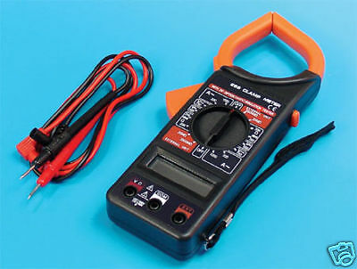 1000 Amp Digital Clamp Electric Meter